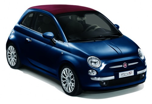 la fiat 500 cabriolet est arriv e koming up. Black Bedroom Furniture Sets. Home Design Ideas