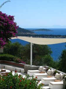Club Med Bodrum - Lounge area