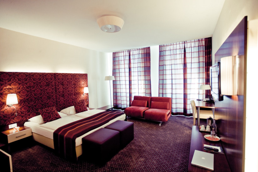 Vienne inaugure le premier h tel 3 toiles 100 colo for Hotels 3 etoiles