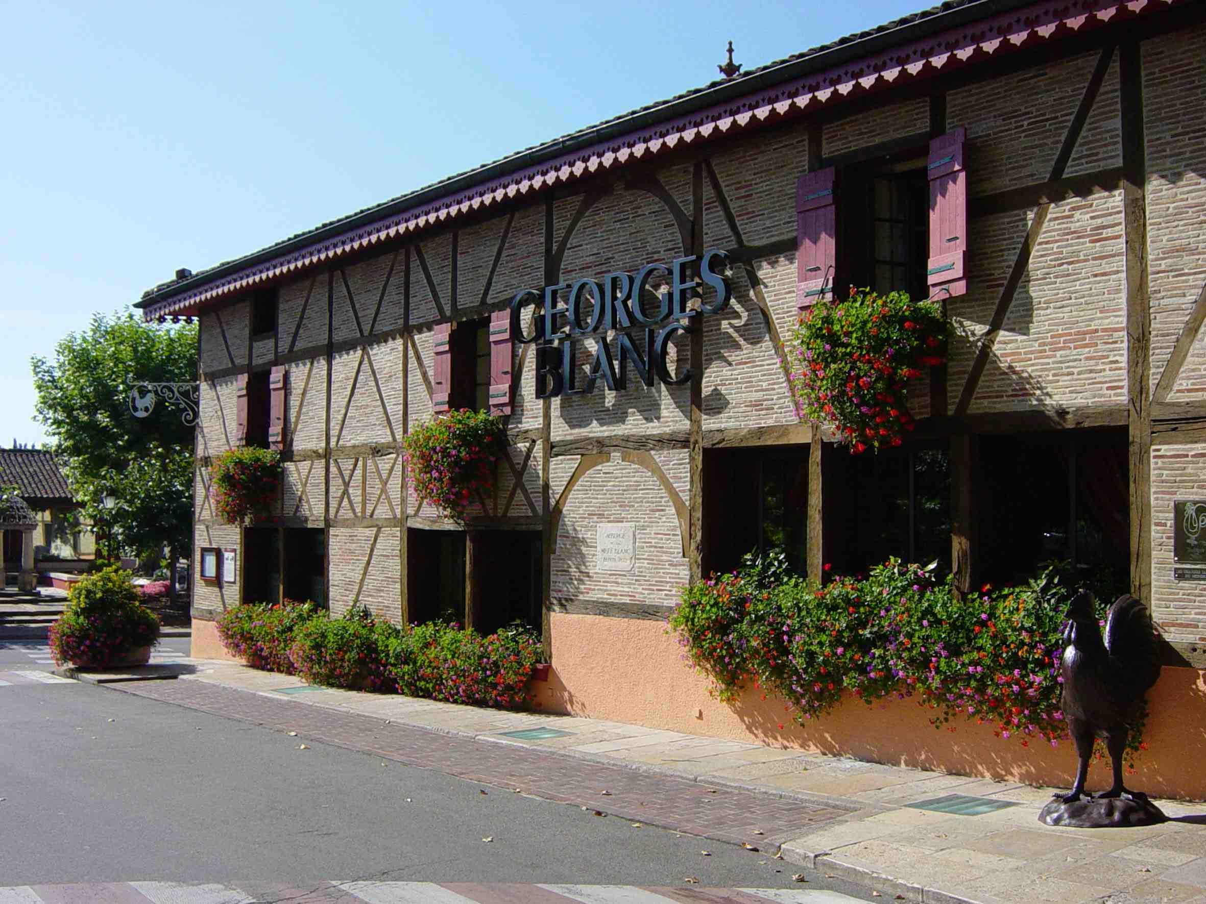 Restaurant Saint Georges Du Bois