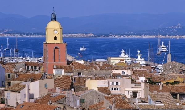 Mairie de St Tropez – Port de St Tropez