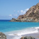 Shell Beach Saint Barth