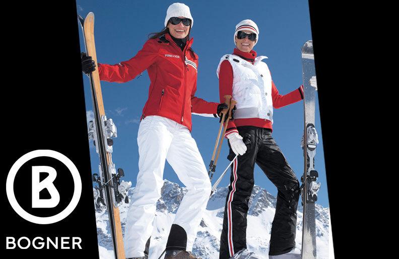 Blouson ski femme haut de gamme