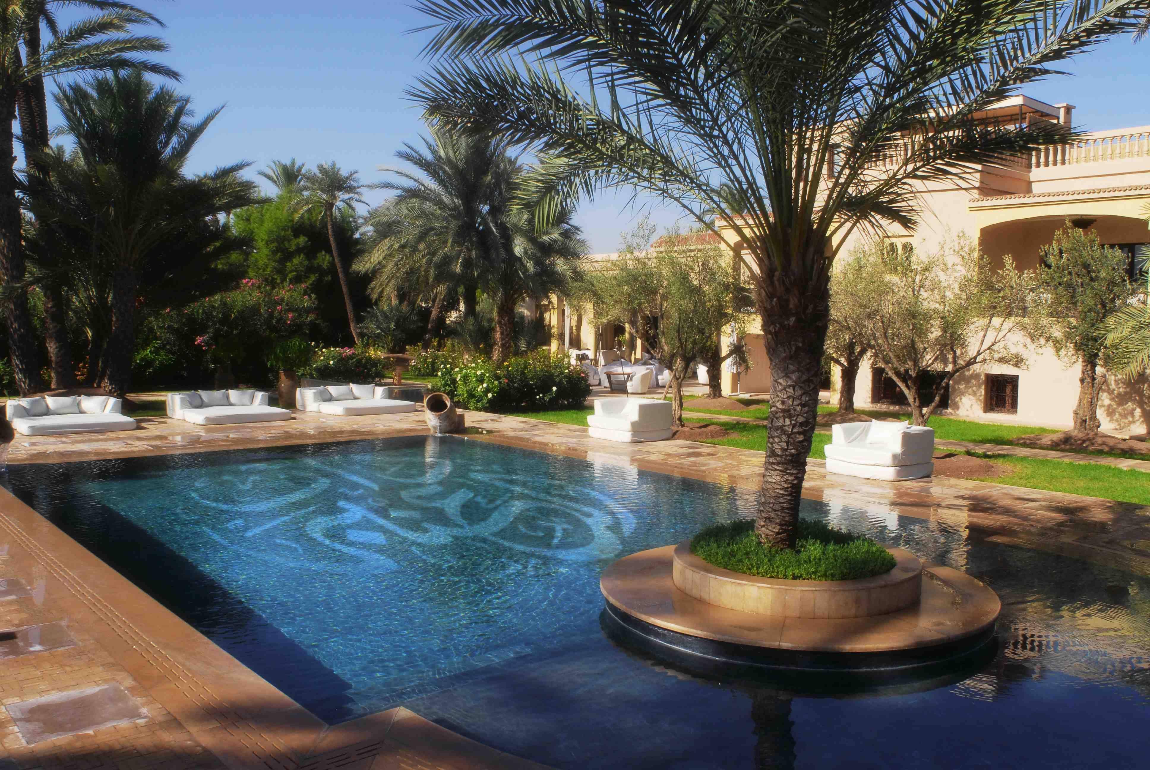 Liste des gagnants au grand jeu concours suite priv e for Hotels 5 etoiles marrakech