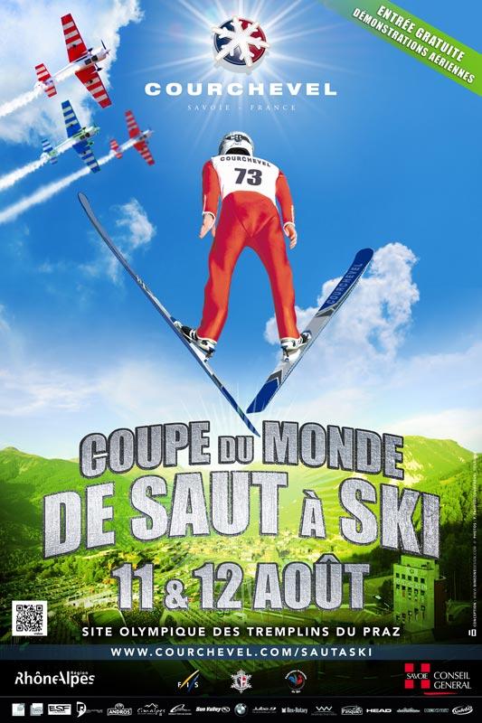 Cet t suivez la coupe du monde de saut ski courchevel koming up - Coupe du monde de ski courchevel ...