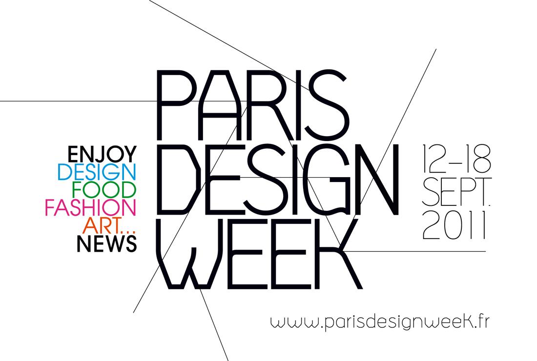 paris design week koming up. Black Bedroom Furniture Sets. Home Design Ideas