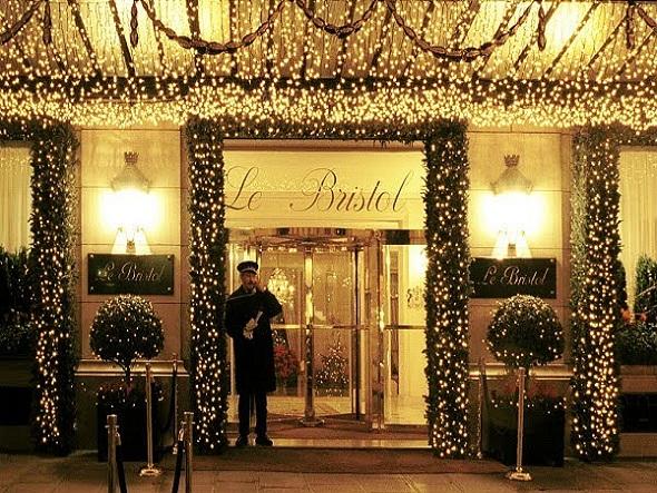 Hotel Bristol Parigi  Stelle