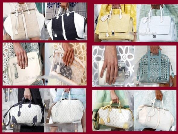 La collection printemps-été 2012 Louis Vuitton,magique et romantique ... ea30737349b