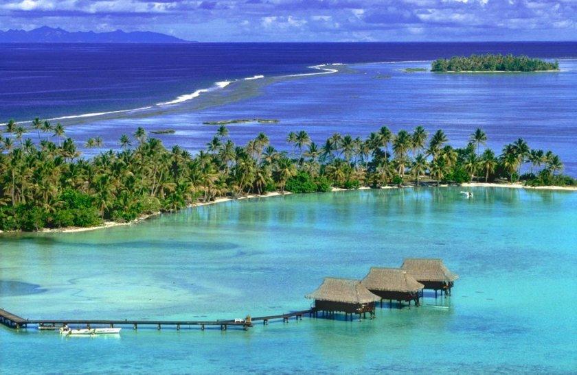 Hotel Vahine Island Tahaa
