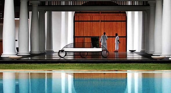h tel the fortress quand le design se fait luxe au sri. Black Bedroom Furniture Sets. Home Design Ideas