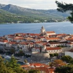 korcula croatie lesic dimitri palace by koming up