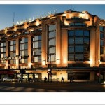 samaritaine by koming up