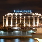 La-Samaritaine-Paris by koming up
