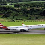 Air Mauritius-Take Off A340-koming-up-blog-voyage