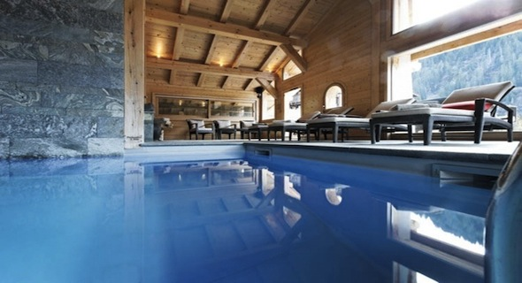 L h tel flocons de sel meg ve charme et tradition au for Hotels 3 etoiles megeve