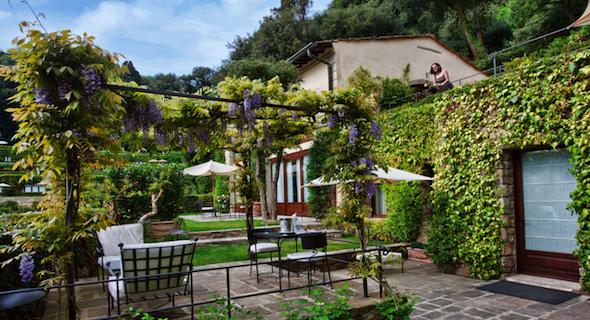 La villa san michele florence inaugure son club enfants for Jardin villa san gaspar