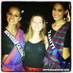 Miss France 2014 Miss Tahiti