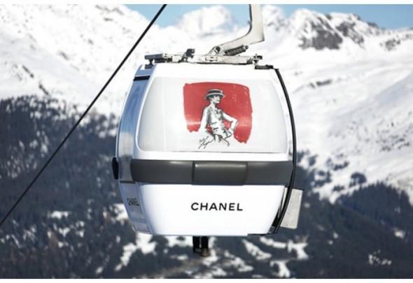chanel-courchevel-télécabine-2013-2014