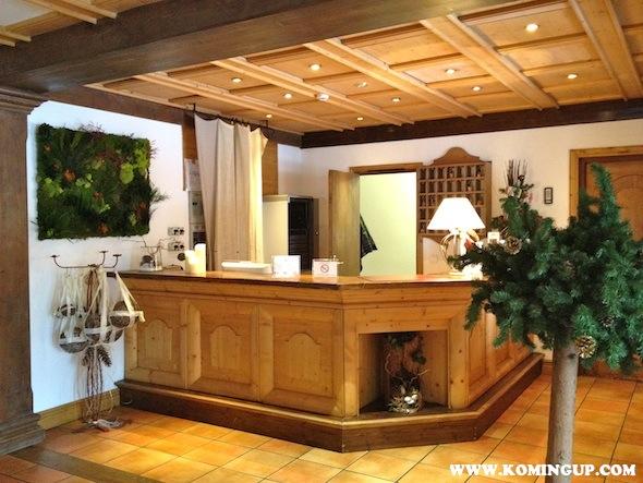 HOTEL SAINT MARTIN RECEPTION BY KOMINGUP