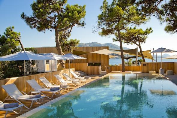 La plage casadelmar un boutique h tel pieds dans l eau - Hotel porto portugal avec piscine ...