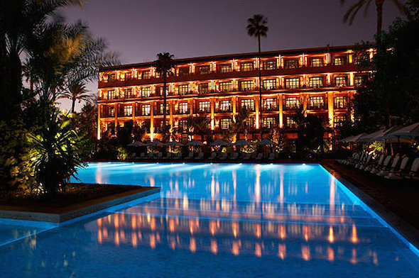 Charming Hotel Mamounia Marrakech By Komingup