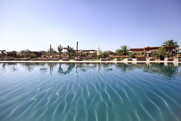 Fellah hotel marrakech maroc pool by komingup