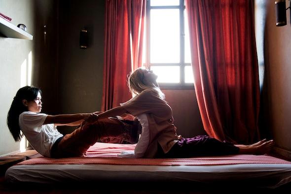 spa massage marrakech maroc