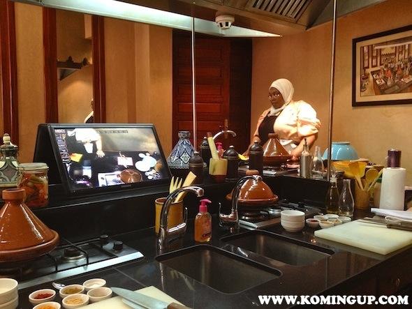 La maison arabe un riad de l gende au coeur de marrakech for Atelier cuisine marrakech