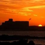 Essaouira coucher de soleil by komingup