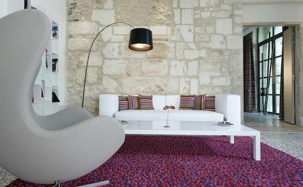 Domaine de verchant luxe et jardin des sens montpellier for Salon de jardin montpellier