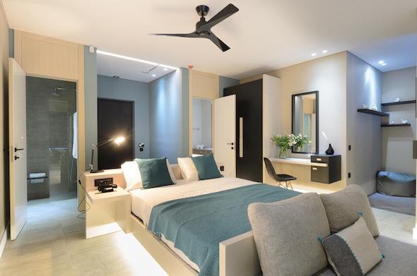 Elounda blu hotel la nouvelle adresse cosy et design de for Design hotel crete