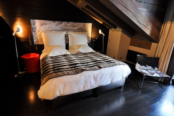 Avenue Lodge Hotel Val d'Isere Chambre sup by komingup