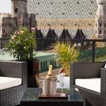 Lamee hotel vienne autriche aperitif terrasse by komingup