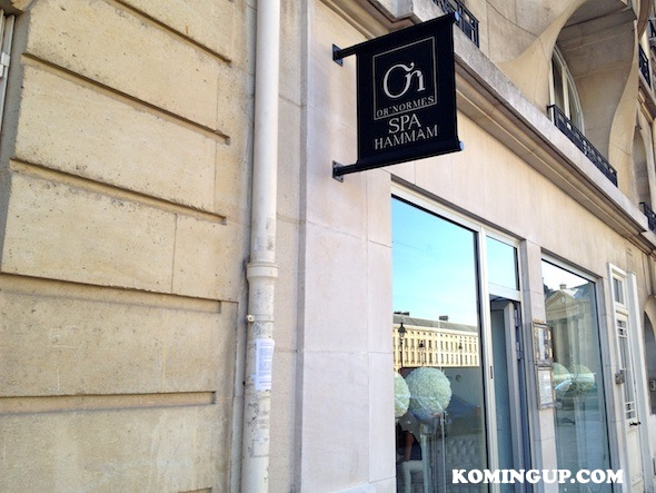 Or normes paris by koming up