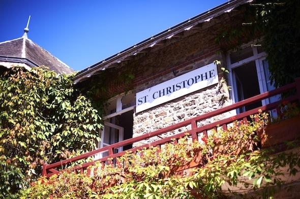 Hôtel Le Saint Christophe La Baule facade hôtel by komingup