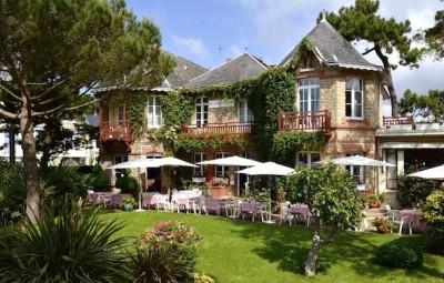 Hôtel de charme et restaurant gourmet à La Baule - France