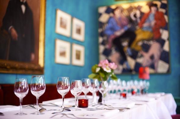 Hotel St Christophe La Baule Escoublac restaurant de l'hôtel by komingup
