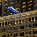 Peninsula Hong Kong celebre art basel avec richard_wilson