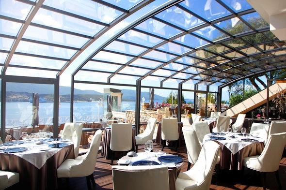 Marinca hotel spa le secret le mieux gard du sud de la corse koming up - Restaurant corse du sud ...