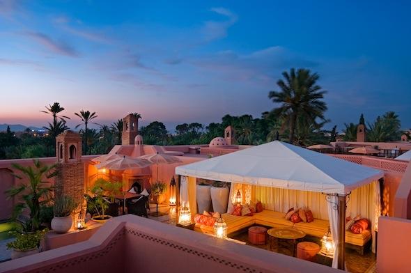 Royal Mansour, Marrakech, MoroccoPhoto by Alan Keohane/still-images.net