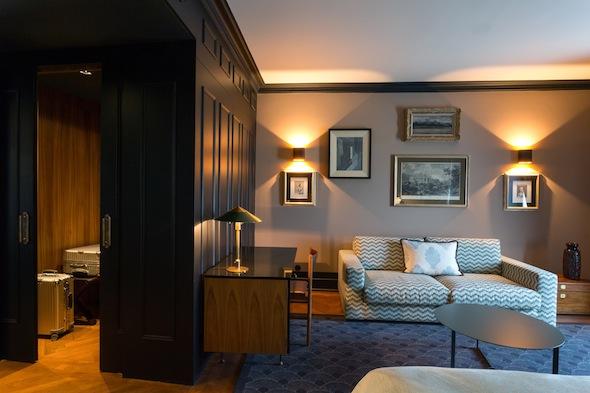 Valverde h tel lisbonne un boutique h tel au luxe for Hotel boutique lisbonne