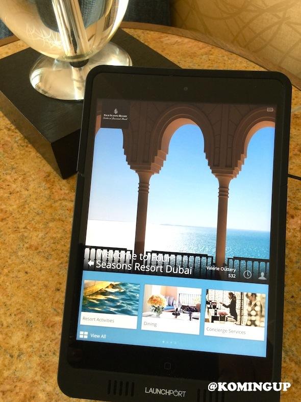 Four-Seasons-Resort-Dubai-Jumeirah-beach-personal-iPad