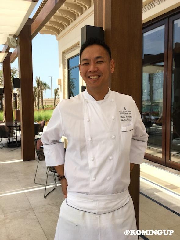 Four-Seasons-Resort-Dubai-Jumeirah-beach-pierre-barusta-chef-executif