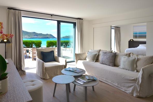 Hotel Taïwana Saint Barthélémy Caraïbes Beachfront suites - villa (6) by KomingUP blog dernieres tendances du voyage