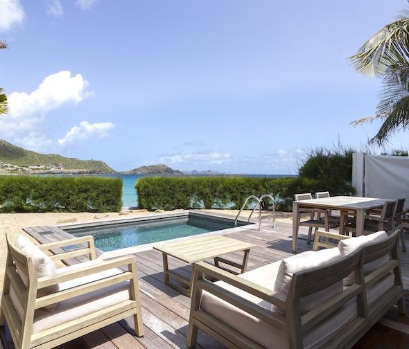 Hotel Taïwana Saint Barthélémy Caraïbes Chambre 3 Terrasse by KomingUP blog dernieres tendances du voyage