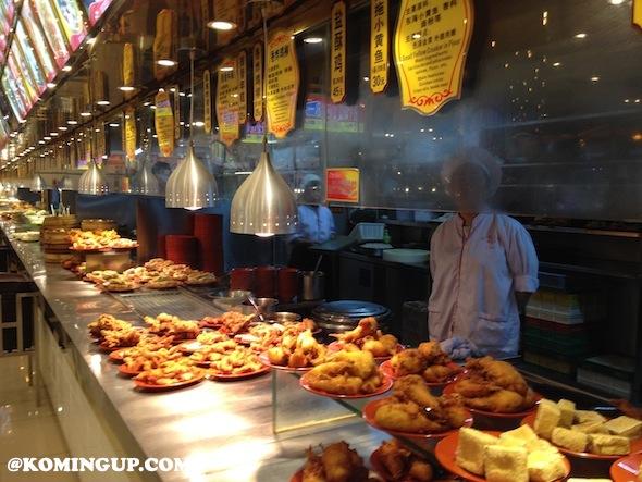 Carnet de voyage d une parisienne shanghai koming up for Carnet de voyage restaurant lyon