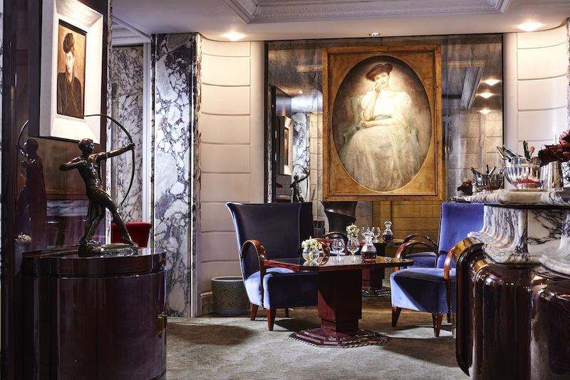 h tel lord byron r put pour tre le plus petit h tel de luxe de rome et de loin le plus chic. Black Bedroom Furniture Sets. Home Design Ideas