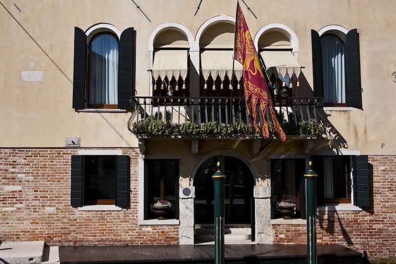 Ca Maria Adele Venise Boutique Hotel de Luxe arrivee hotel by komingup