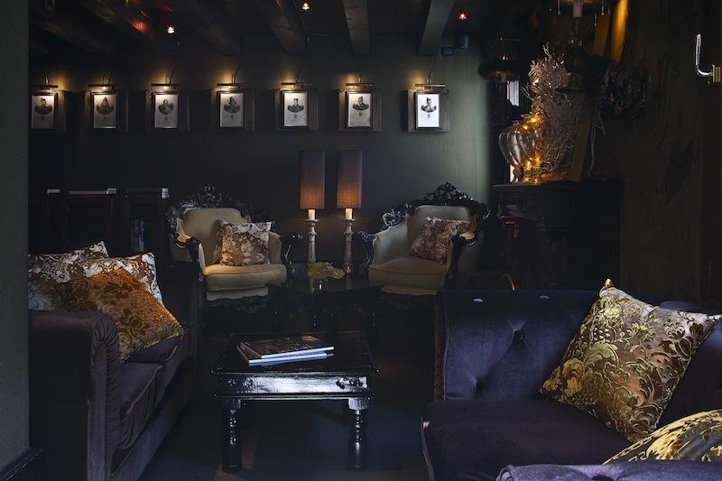 Ca Maria Adele Venise Boutique Hotel de Luxe bar lounge by komingup