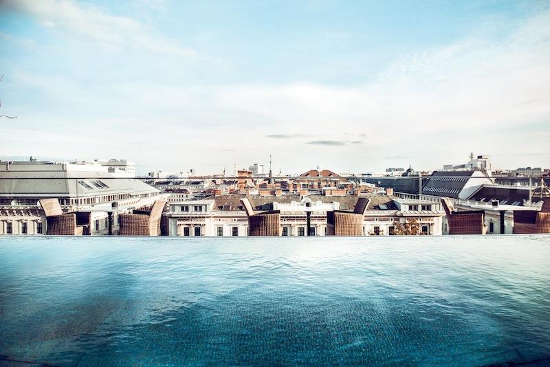 Hotel Grand Ferdinand Vienne boulevard Ringstraße-Grand Ferdinand Rooftop Pool 3 by komingup